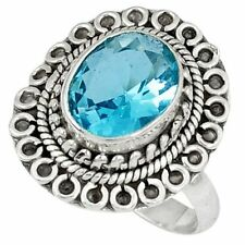 Topaz Fashion Rings