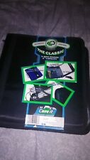 3 ring binder 2 inch & W/ pencil storage case - Middle/high school students New