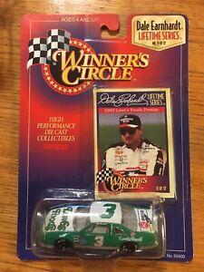 Winners Circle Dale Earnhardt Lifetime Series 11 of 12 1989 Lowe's Foods Pontiac