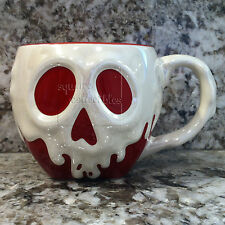 Disney Store Snow White/Evil Queen Ceramic Poison Apple Mug - 14 fl oz