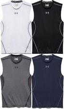 Under Armour Men's UA HeatGear Compression Shirt, Sleeveless, Tank Top 1257469