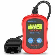 Autel Ms300 Universal Obd2 Scanner Car Code Reader, Turn Off Check Engine Light,