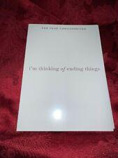 I'm Thinking Of Ending Things DVD FYC Full Movie Screener 2020 Charlie Kaufman