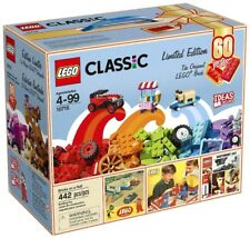 LEGO Classic 60 Years Limited Edition Bricks on a Roll Set #10715