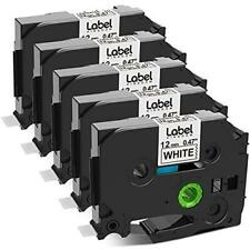 Label Kingdom Compatible Labels Replacement For Brother P Touch Label Maker Tape