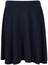 Gonne e minigonne da donna stretch blu taglia 46