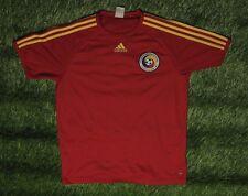 ROMANIA NATIONAL TEAM 2007/2008 FOOTBALL SHIRT JERSEY HOME ADIDAS ORIGINAL