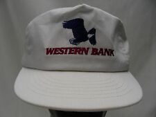 occidental BERGE - Blanc - Vintage 604ms Casquette Snapback boule chapeau