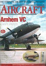 AIRCRAFT MONTHLY V3 N9 ARNHEM VC DAKOTA_RAAF F-111_WW2 BoB Bf109E_STORM A-10