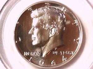 1964 P Proof Kennedy Half Dollar PCGS PR 68 72374806