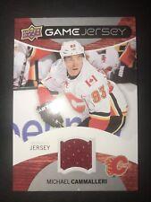 2012-13 Upper Deck Game Jerseys #GJMC Michael Cammalleri G