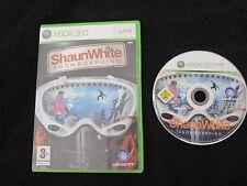XBOX 360 : SHAUN WHITE : SNOWBOARDING - ITA !