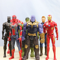 30cm Marvel The Avengers Superheld Spiderman Action Figur Figuren Spielzeug Hot