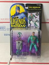 "Legends of Batman, The Riddler, 5"" action figure, NIP"