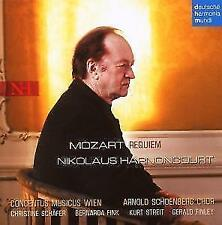 Mozart: Requiem von Concentus Musicus Wien,Nikolaus Harnoncourt (2008)
