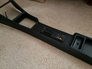 71 Datsun 240Z  Serie 1 Center Console ~  Original!