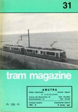 Tram Magazine n°31 (AMUTRA) - Buenos Aires, Lille - Roubaix - Tourcoing