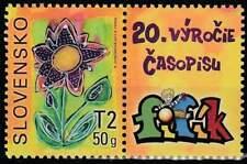 Slowakije postfris 2011 MNH 662 - Kinderzegels