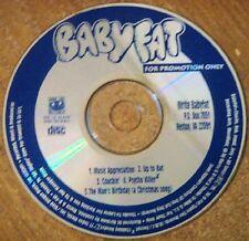 BABYFAT - 5 SONGS SAMPLER - EP CD, 1996 - PROMO