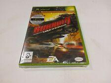Burnout Revenge Xbox Jeu Original Neuf Scellé.