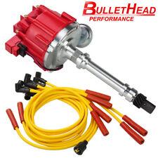 Ford SB 289 302 Windsor HEI Distributor Accel Spark Plug Wire Ignition Combo Kit