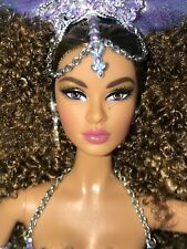 Mattel 12 Inch Luciana Barbie Doll 4th in The Global Fashion Series China 14