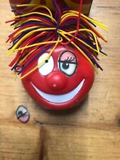 Comic Relief Noses 2007, 2011, 2001 Very Collectable Bundle Job Lot Of 5