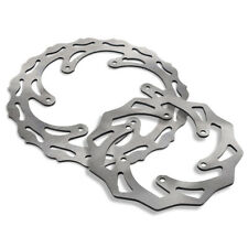 Front and Rear Brake Disc Rotor For KTM 450 SMR 2004-2014 SX XCW XC-F XC SXF EXC