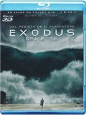 EXODUS - DEI E RE 3D (3 BLU-RAY 3D + 2D) COLLECTOR'S EDITION con Christian Bale