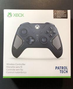 Microsoft XBOX ONE Wireless Controller [ Patrol Tech Special Edition ] NEW