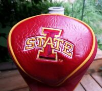 Iowa State Cyclones University Golf Driver Head Cover Fits 460cc Driver