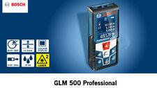 Bosch Glm 500 Laser Distance Meter 165ft 360 Deg Ip54 15mm Accuracy 17