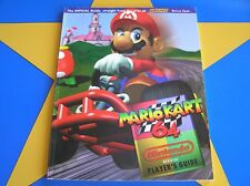 MARIO KART 64 - STRATEGY GUIDE