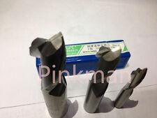 10pcs 2.5mm Two Flute HSS Aluminium End Mill Cutter CNC Bit