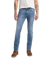 MUSTANG Jeans klassische Herren Denim Hose mit dezenter Waschung Vegas Blau