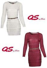 s.Oliver Damenkleider mit Rundhals-Ausschnitt für die Freizeit