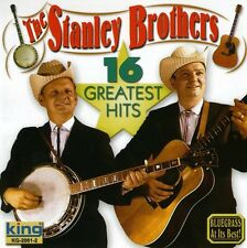 The Stanley Brothers - 16 Greatest Hits [New CD]