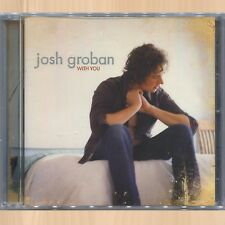 JOSH GROBAN With You SEALED Limited CD When You Say You Love Me BROKEN VOW Live