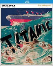 Titanic (Blu-ray Disc, 2017) Brand New Sealed