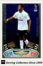 2011-12 Topps Match Attax English Soccer Star Signing Foil No305 Emman. Adebayor