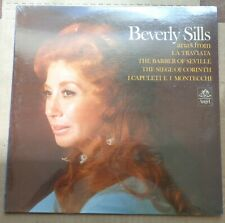 BEVERLY SILLS - Arias - Angel S-37255 SEALED