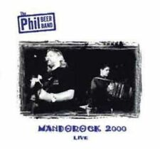 THE PHIL BEER BAND - MANDOROCK 2000 LIVE (NEW SEALED) CD Folk
