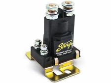 Stinger SGP38 80-AMP Battery Isolator and Relay - Black