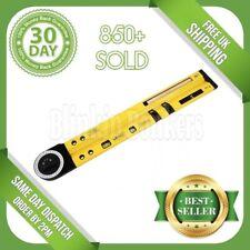 """Long Angle Finder Multi Function Large 20"""" 500mm Ruler Spirit Level Measuring 34"""