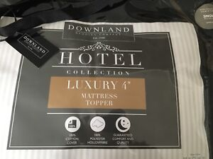 Downland Mattress Topper 4″ Luxury Hotel Collection