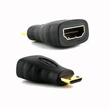 Adaptador HDMI a hembra a HDMI Mini Conector C para tablet cámara GoPro videocámara