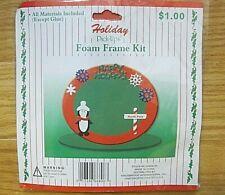 Christmas Foam Frame Kit