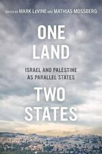 One Land, Two States: Israel and Palestine as Parallel States by