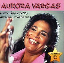 Aurora Vargas - Grandes Exitos - 2 CDs 2012
