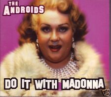 MAXI CD DIGIPACK  THE ANDROIDS DO IT WITH MADONNA !!!!!